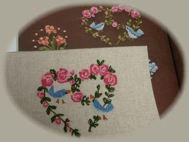 小鳥と薔薇