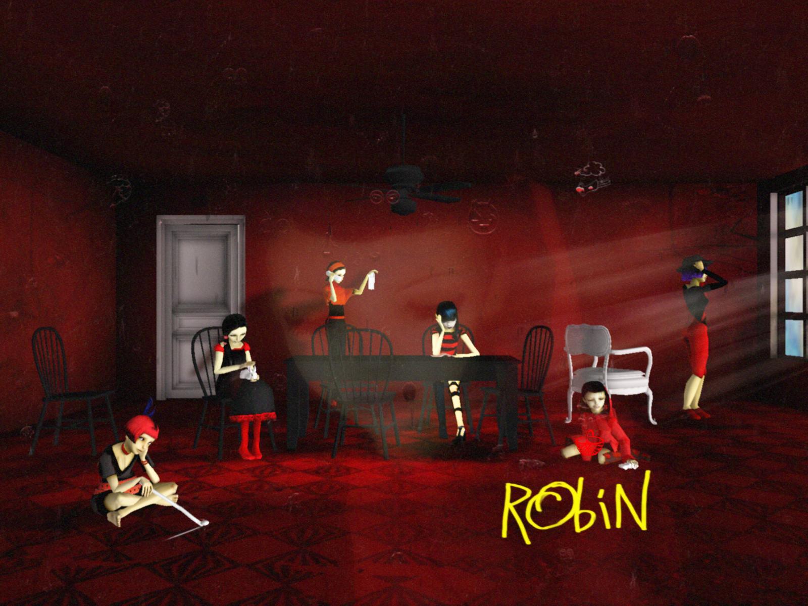 PC,steam,THE PATH,ザ パス,ROBIN,ロビン