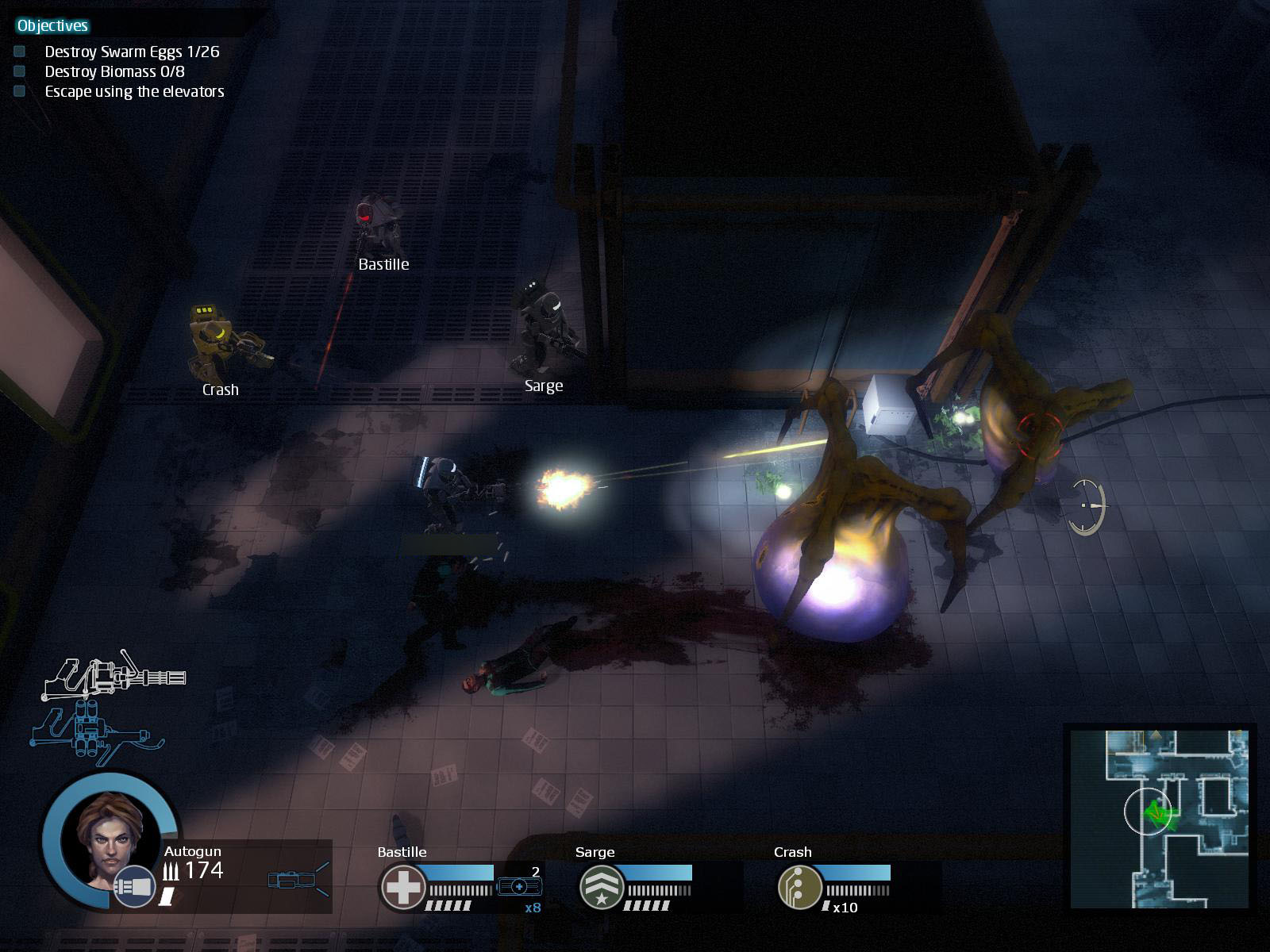 PC,STEAM,ALIENSWARM,またお前か!,ブーマー,BOOMER