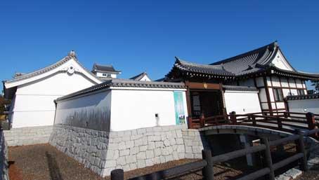 関宿城博物館全体