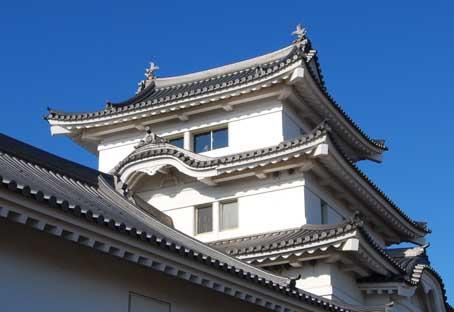 関宿城展望室