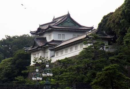 s江戸城伏見櫓