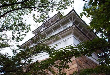 s福山城伏見櫓