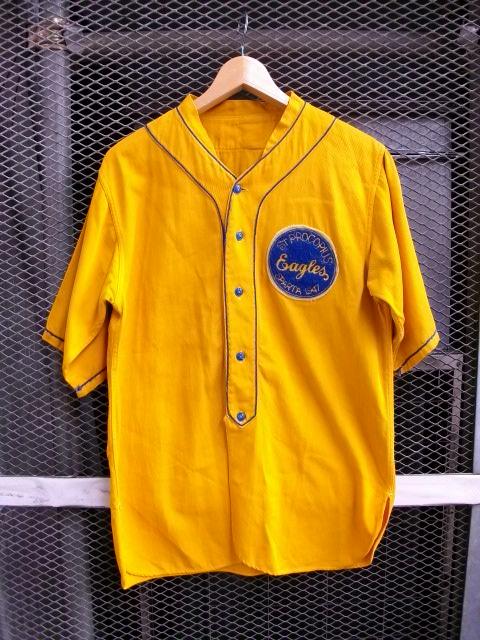ベースボール黄 003