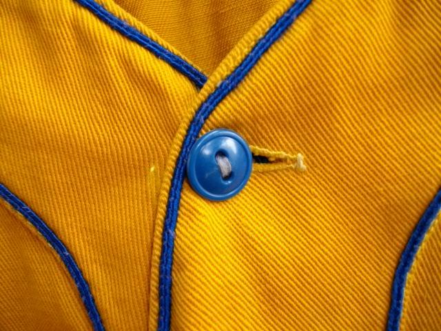 ベースボール黄 008