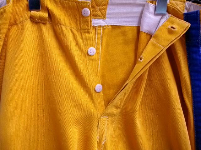ベースボール黄 016