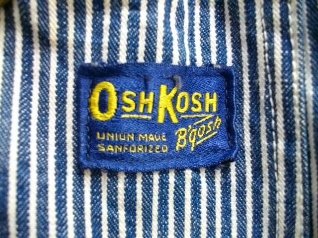 1950S OSHKOSH オーバーオール 018