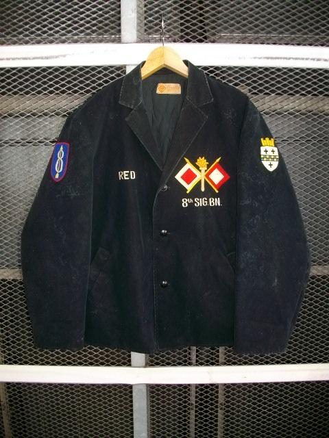 1960USARMYERDLPANTSGERMANYJACKET 001