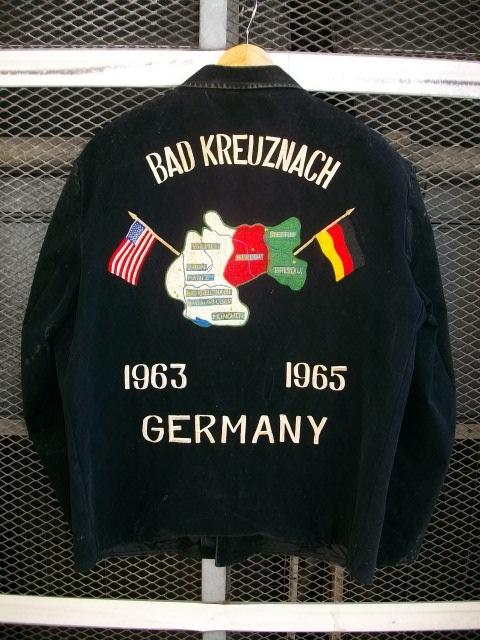 1960USARMYERDLPANTSGERMANYJACKET 007