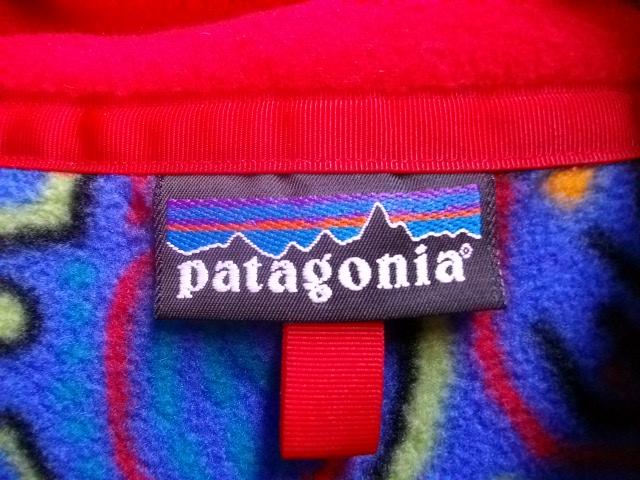 パタゴニア フリース 008