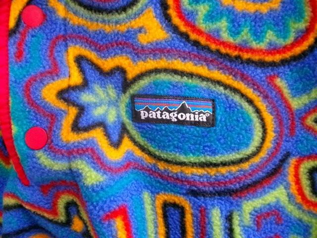 パタゴニア フリース 009