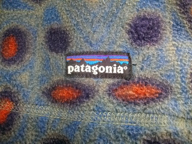 パタゴニア フリース 016