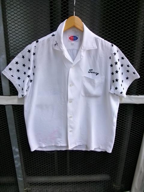 ボウリングシャツ 二着 009