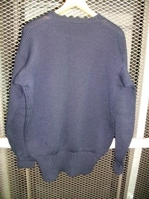 リバーシブルコート セーター 009