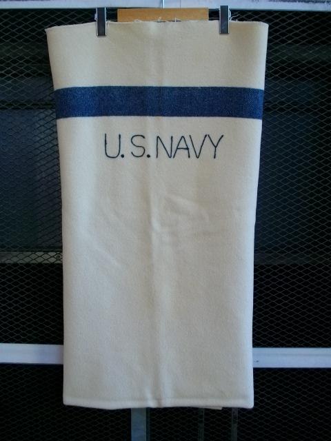 USNAVYブランケット 001