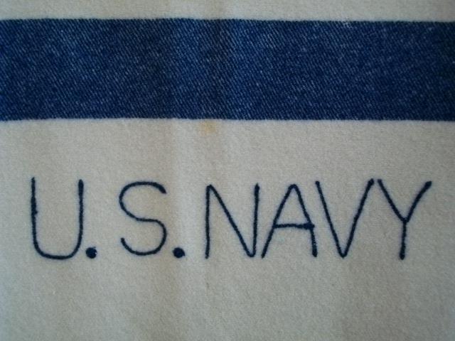 USNAVYブランケット 002