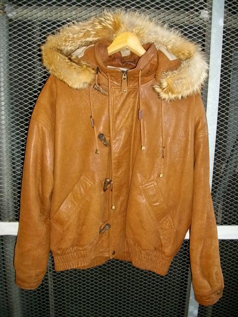 golden bear lamb leather 003