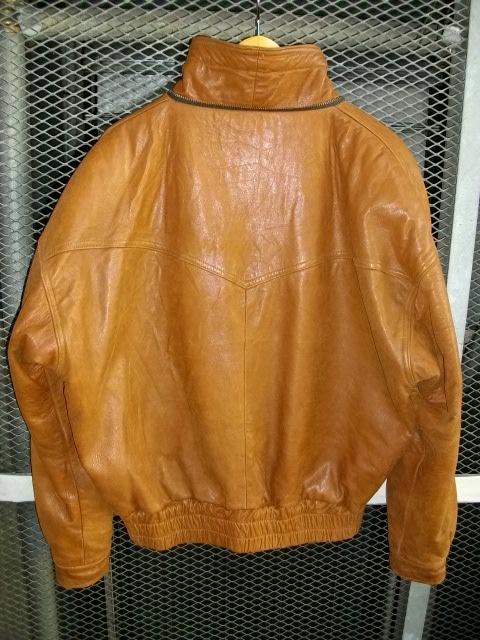 golden bear lamb leather 020