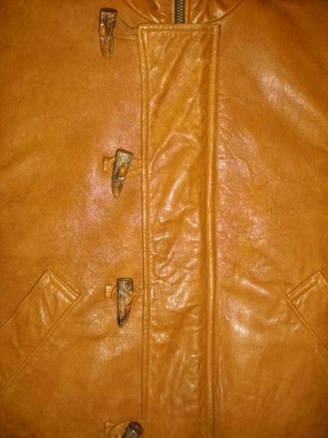 golden bear lamb leather 010