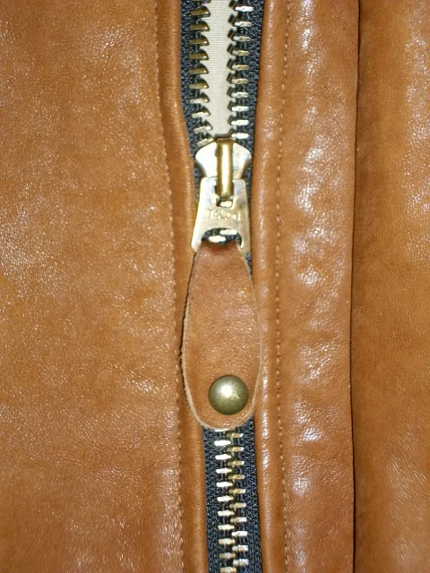 golden bear lamb leather 011
