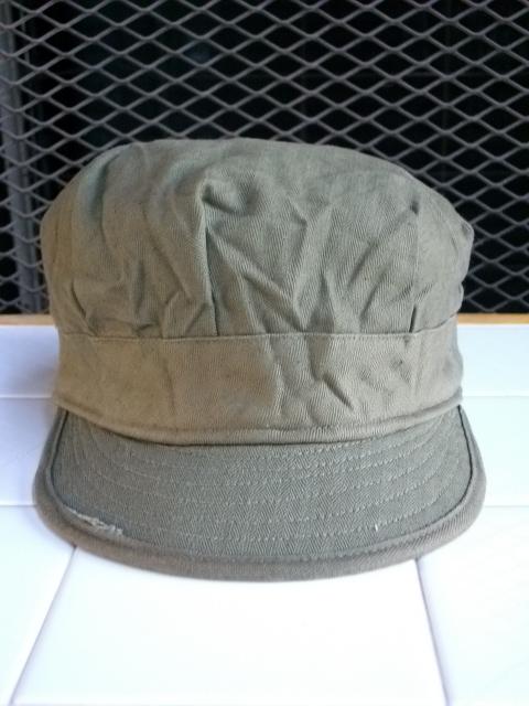 duffle coat 1st army cap 008