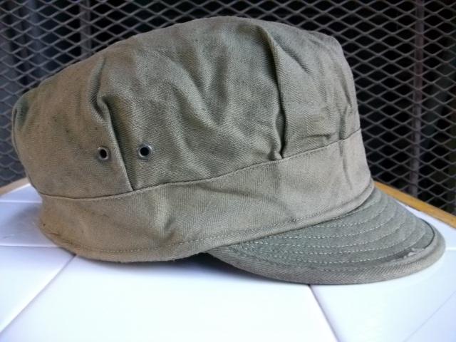 duffle coat 1st army cap 011