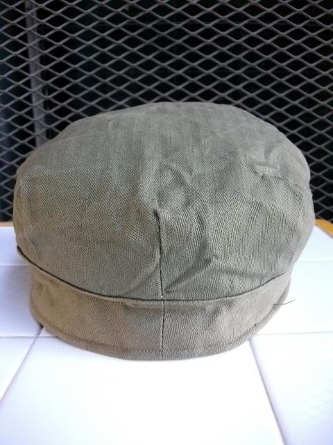 duffle coat 1st army cap 012