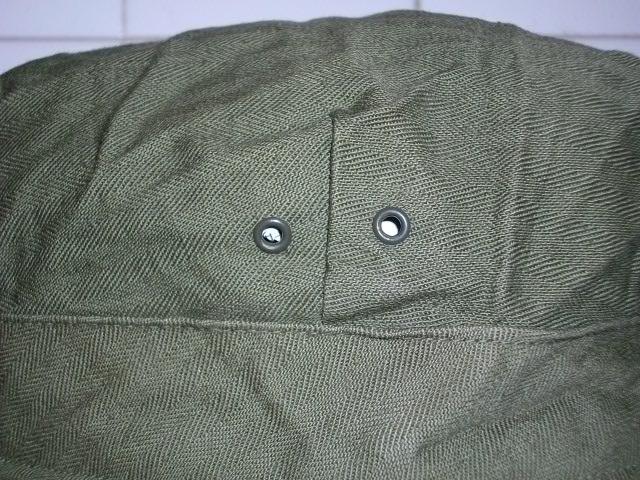 duffle coat 1st army cap 035