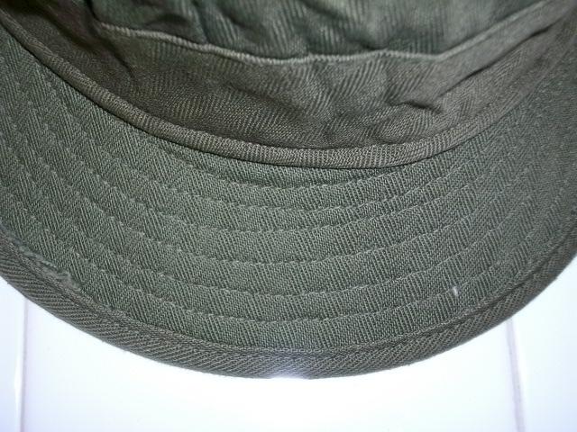 duffle coat 1st army cap 036