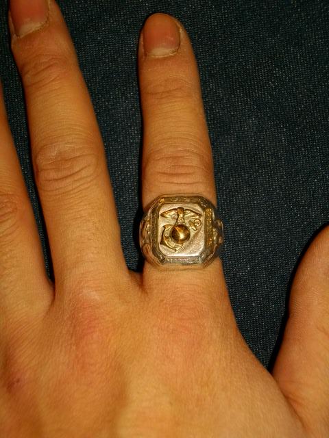 b-9 usmc ring 058