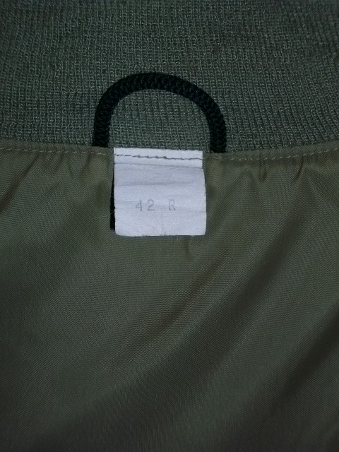us air force sample knit 024