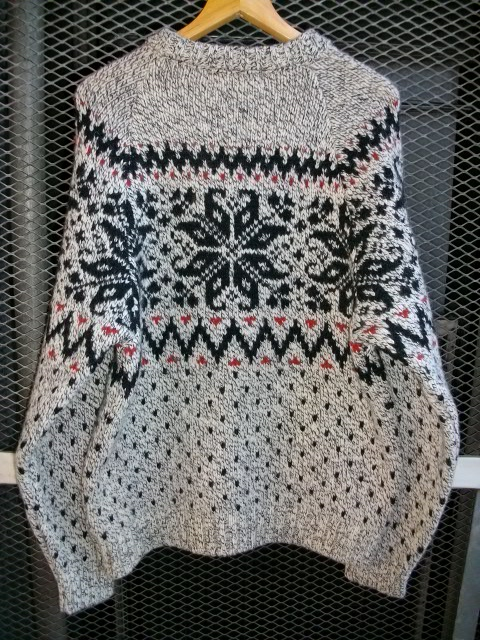 us air force sample knit 006
