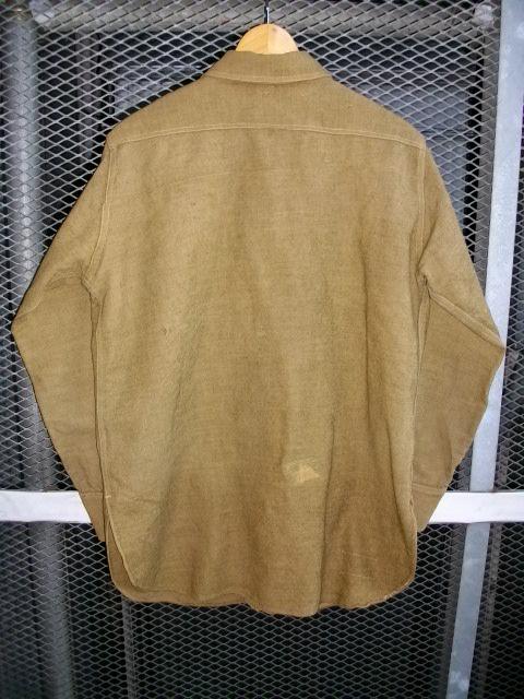 cpo 刺繍 army wool 010