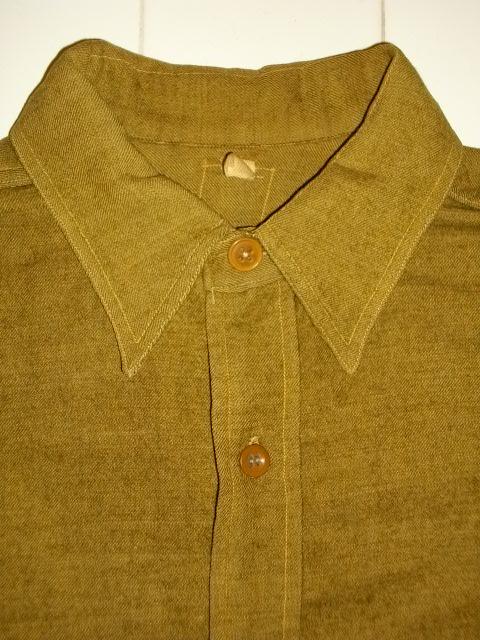 cpo 刺繍 army wool 023