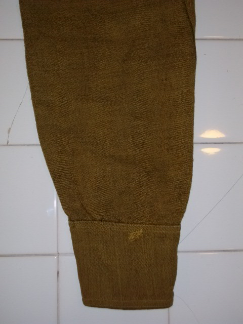 cpo 刺繍 army wool 028