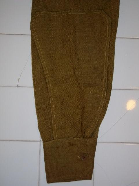 cpo 刺繍 army wool 029