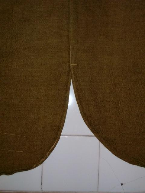 cpo 刺繍 army wool 033