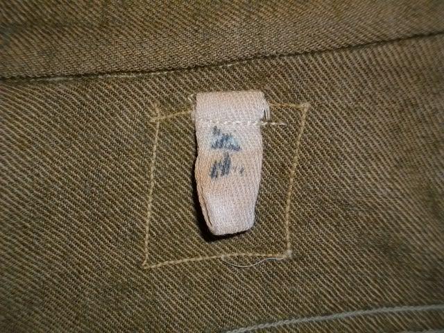cpo 刺繍 army wool 039
