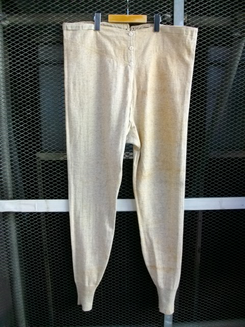 wool under pants  a.a.c b-1 002