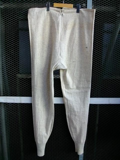wool under pants  a.a.c b-1 004
