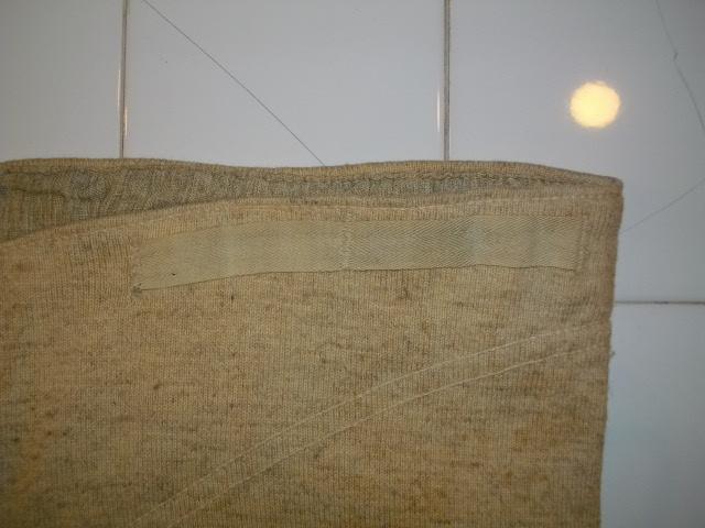 wool under pants  a.a.c b-1 025