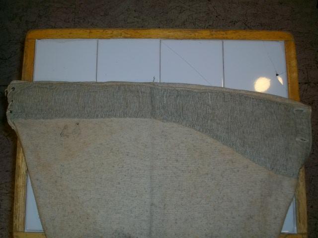 wool under pants  a.a.c b-1 017