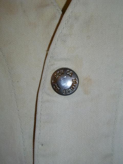 filson vest lettered 010