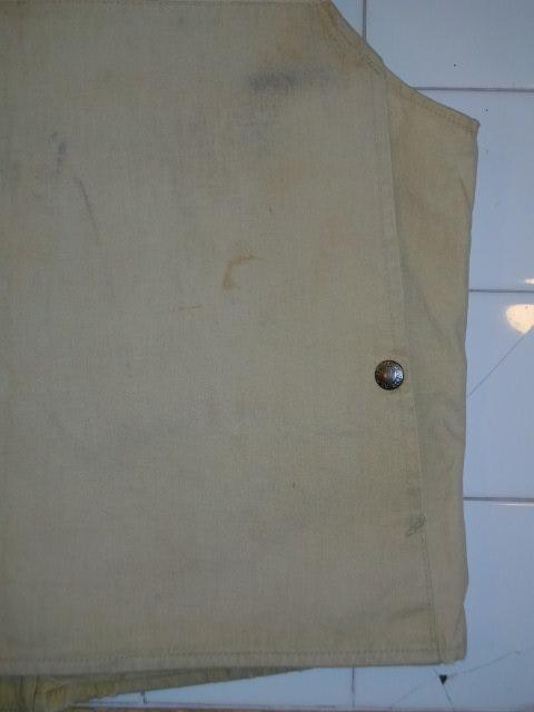 filson vest lettered 012