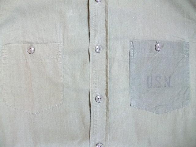 USNAVYODシャツ 004