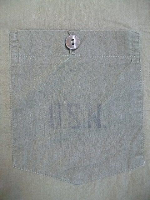 USNAVYODシャツ 005