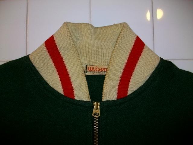 ウールスウェットシャツ 005