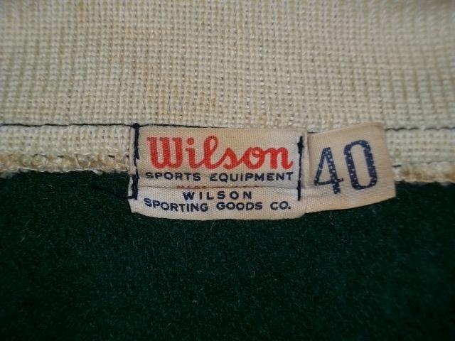 ウールスウェットシャツ 006