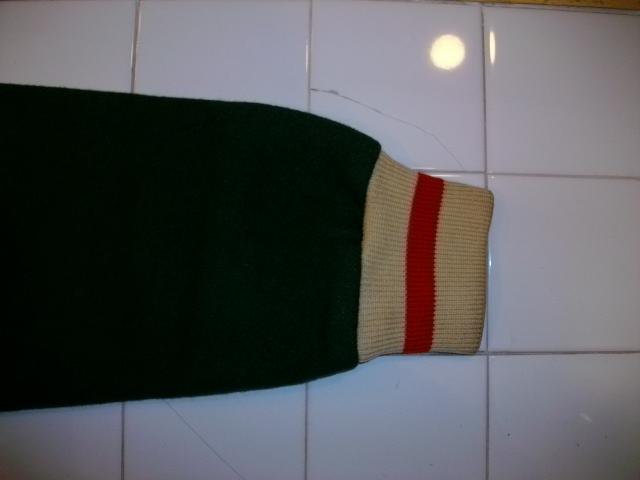 ウールスウェットシャツ 012