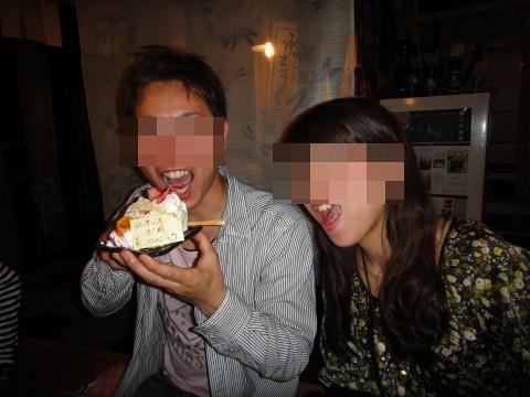 31歳男と28歳女(自称)